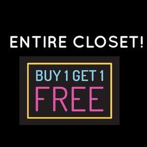 BOGO Free- create bundle = free items!